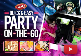Make Car Rides Fun with a Party On-the-Go
